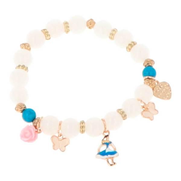 pulseras con charms para niñas