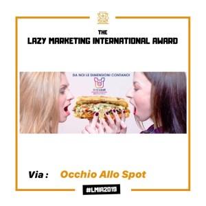 Copie de Occhio Allo Spot - Insta eat