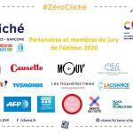 Jury du concours #ZéroCliché