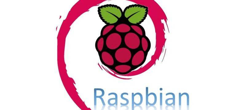 Raspberry PI Raspbian featured new