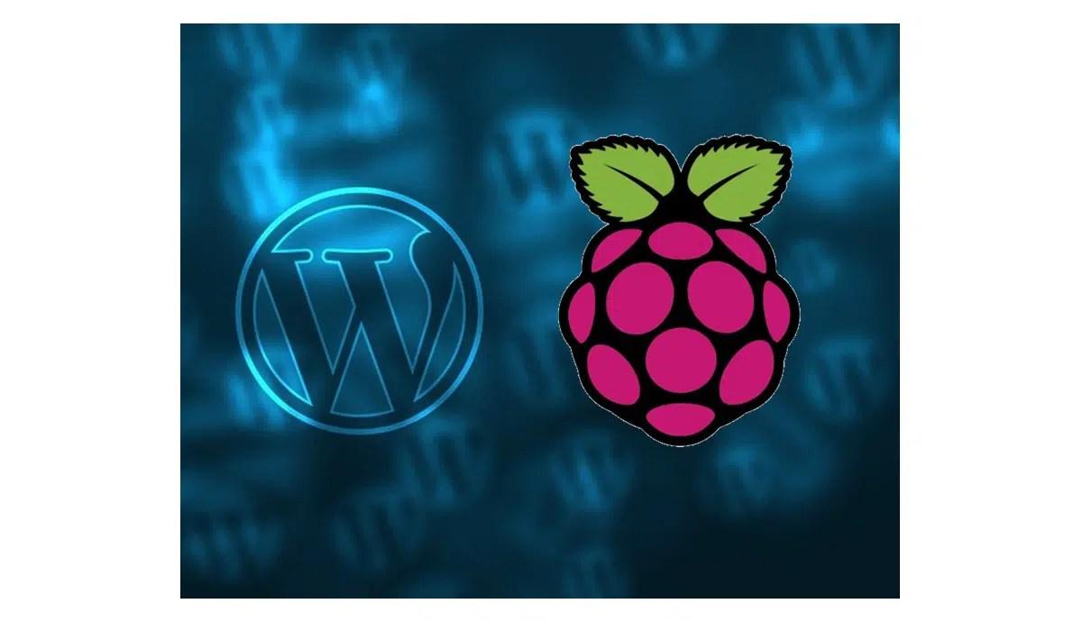 Raspberry PI Wordpress featured image