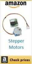 Amazon stepper motor box