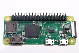 Raspberry PI Zero WH board