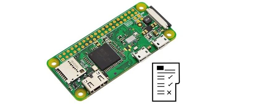 raspberry Pi Zero W datasheet featured image