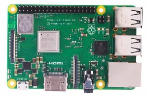 Raspberry PI 3 Model B+ image