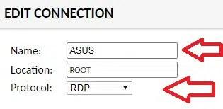 Apache Guacamole RPI RDP Conf (1)