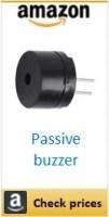 Amazon passive buzzer