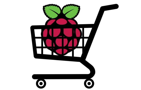 Raspberry PI Grocy featured