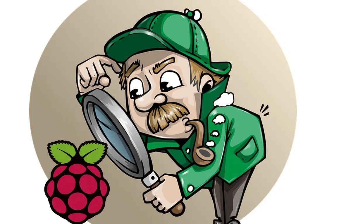 Raspberry pi find ip