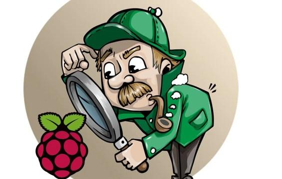 Raspberry pi find ip