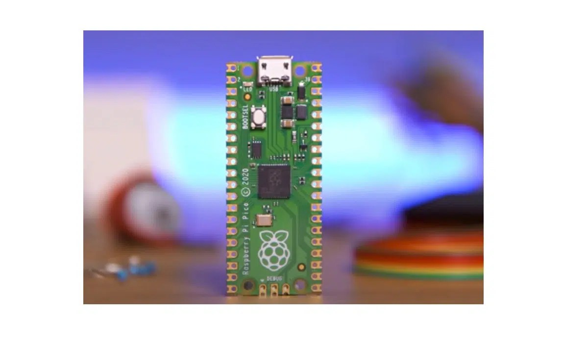 Raspberry PI Pico featured image