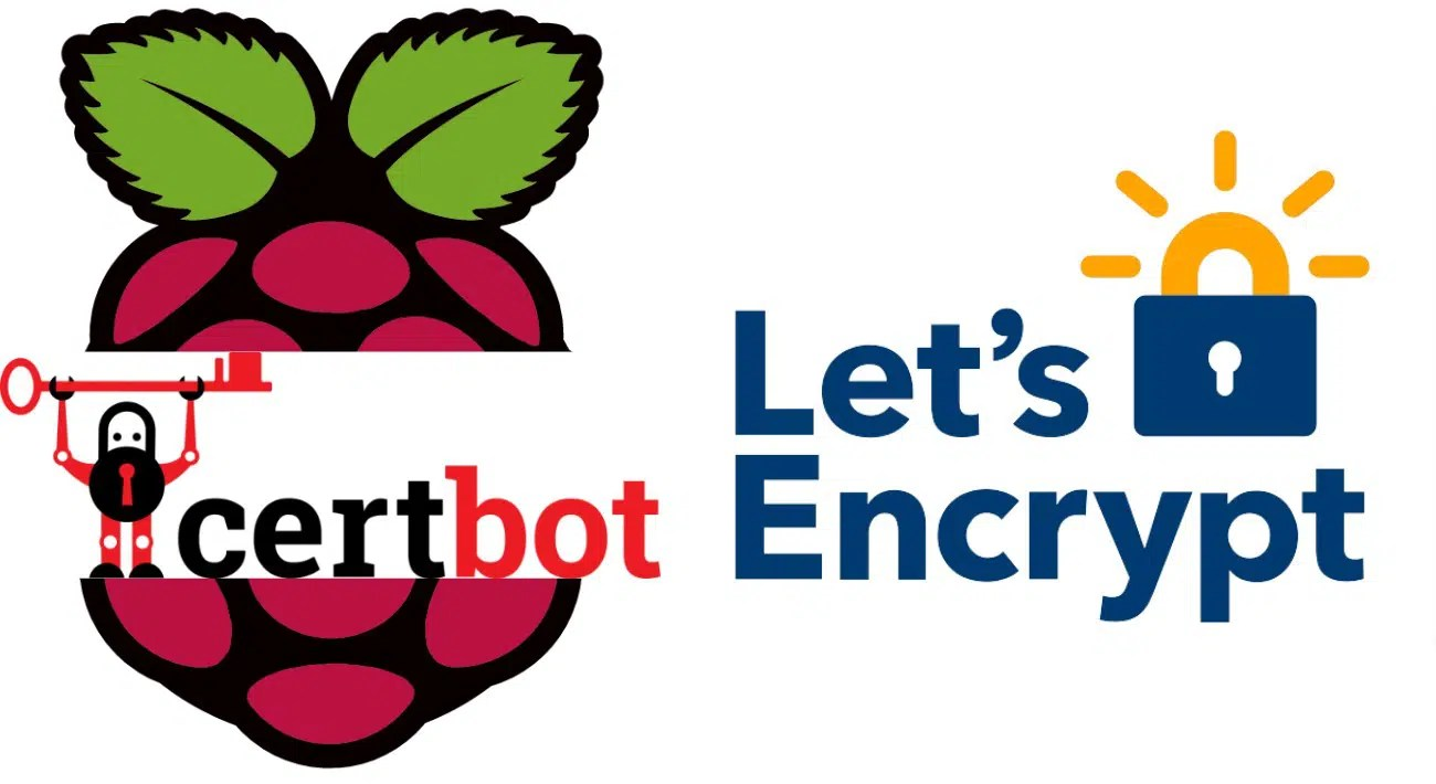 Raspberry PI certbot let's encrypt featured image