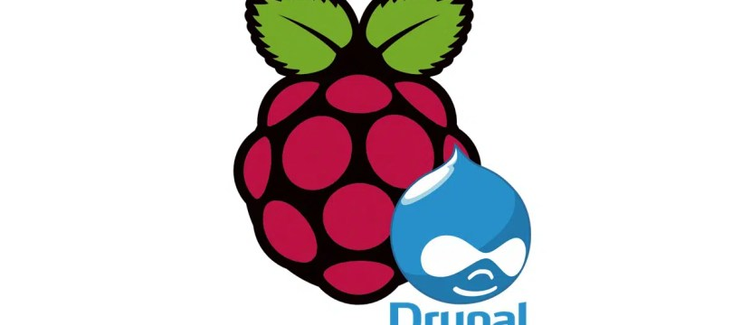 Raspberry PI Drupal featured image