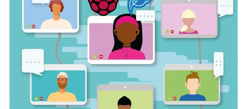 Raspberry PI Jitsi featured image