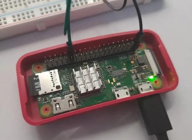 Raspberry pi PWM beathing led details 03