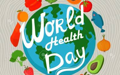 April ~ World Health Month