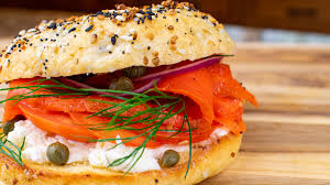 DID YOU KNOW?  It's National Bagels and Lox Day!