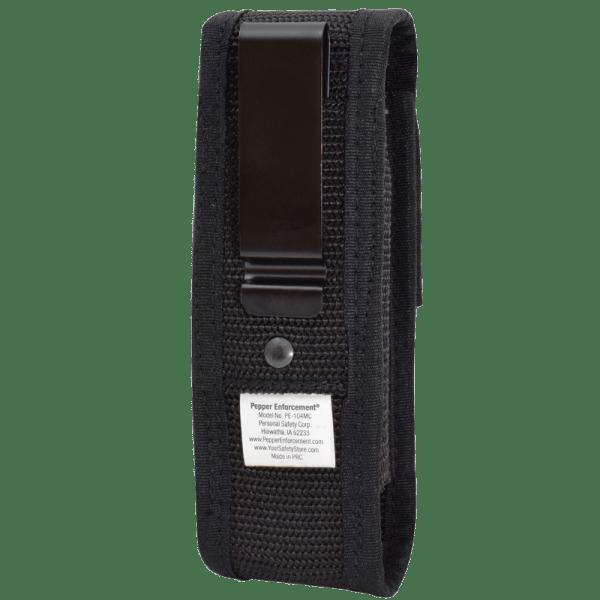 4 oz. Holster w/Clip for Pepper Enforcement® Brand Pepper Spray