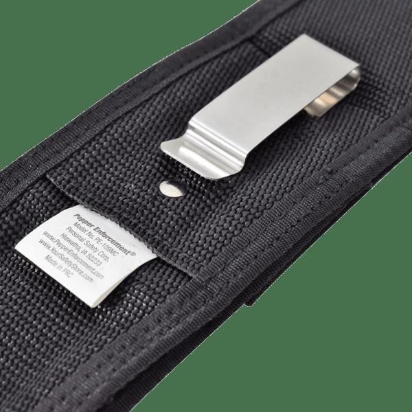 Holster Clip for Pepper Enforcement® Brand Pepper Spray