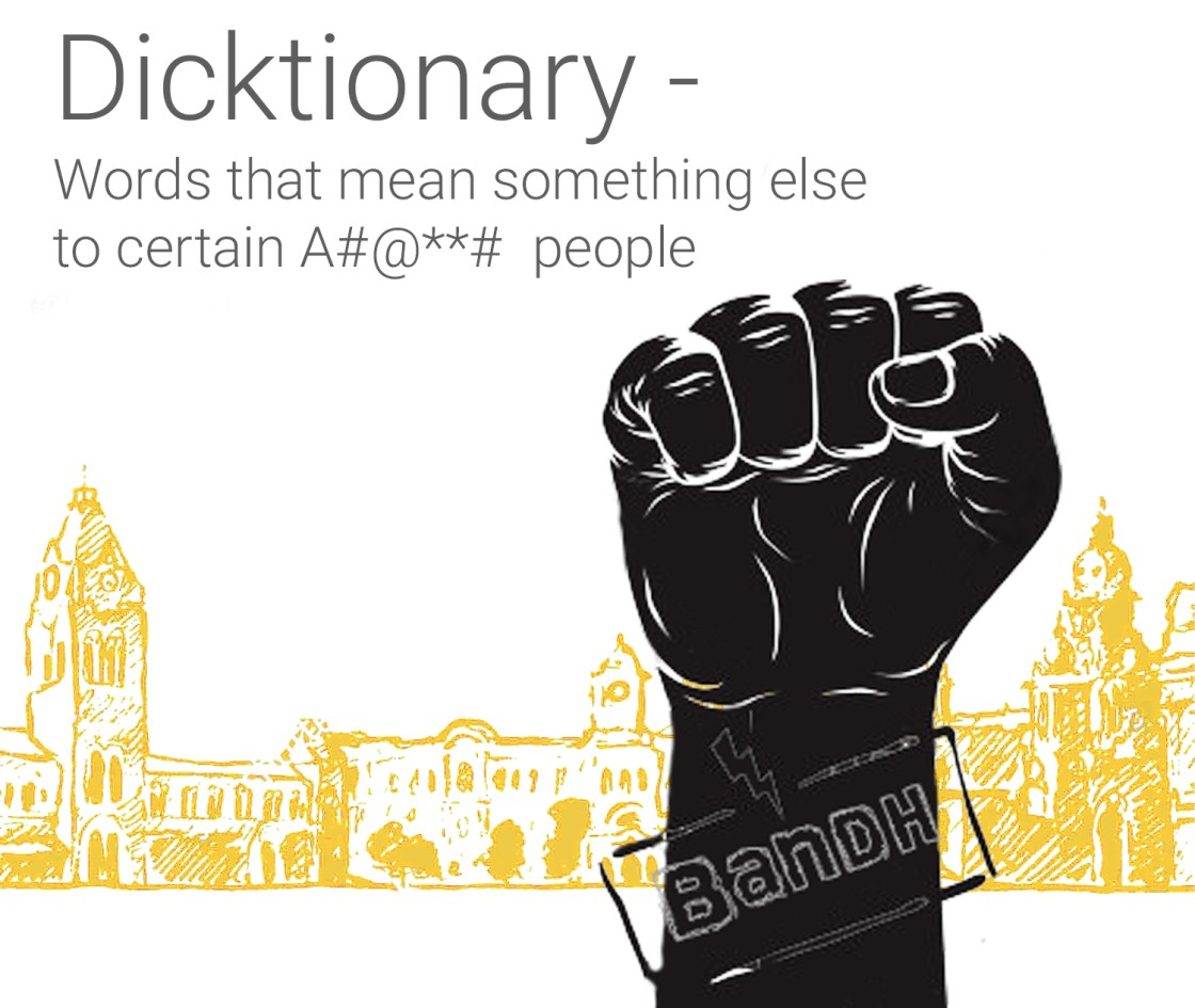 Dicktionary word - Bandh