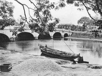 Cooum River - Hidden Water ways