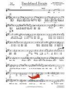 Bandstand Boogie (Barry Manilow) 4 Horn Trumpet II