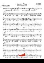 Lean Baby (Frank Sinatra) 4 Horn Bari
