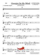 Georgia On My Mind (PepperHorn Standards) 6 Horn