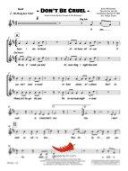 Don't Be Cruel ('68 Comeback) (Elvis Presley) 5 Horn 3 Saxes