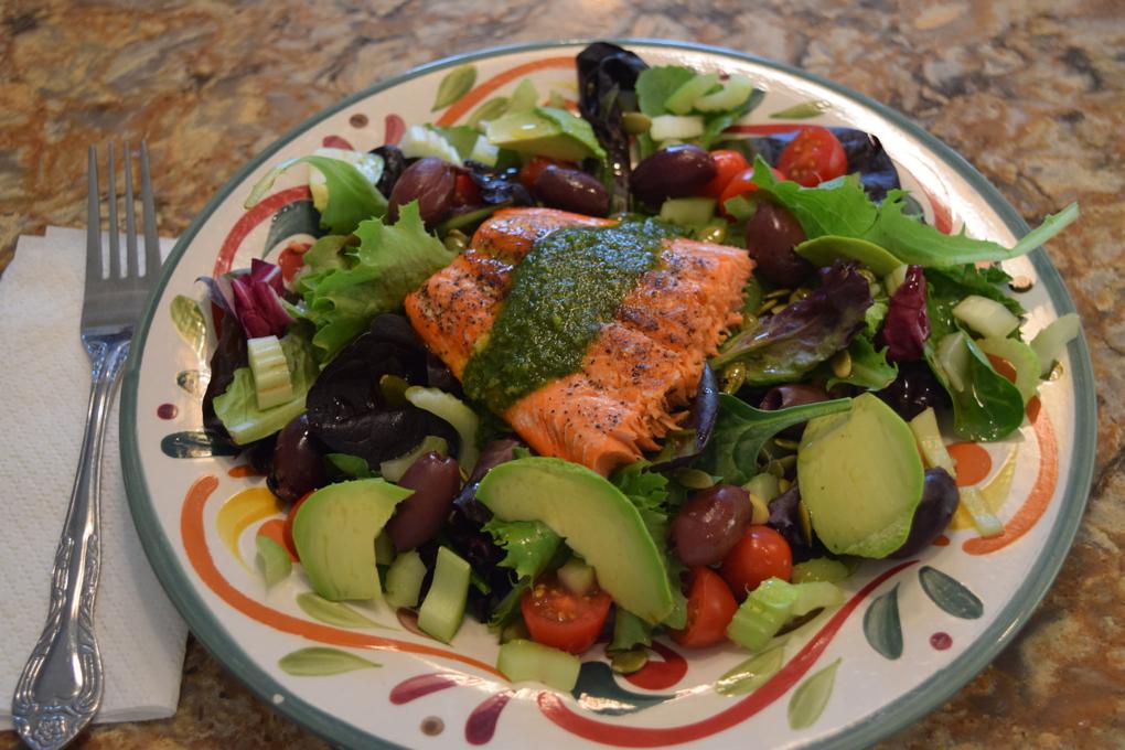1020 - my salad