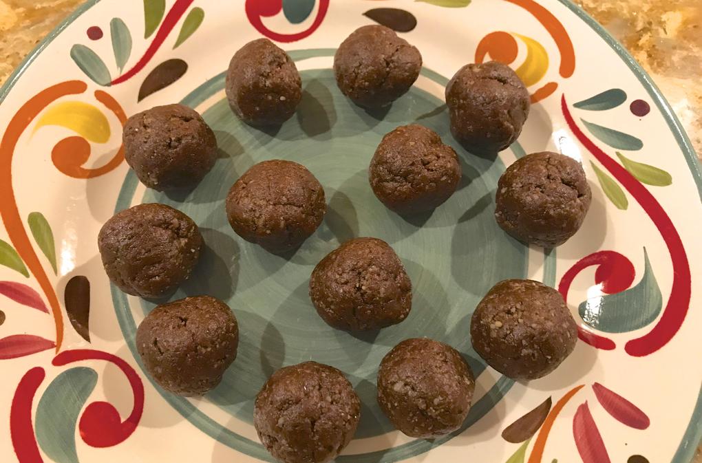 1020 - snack balls