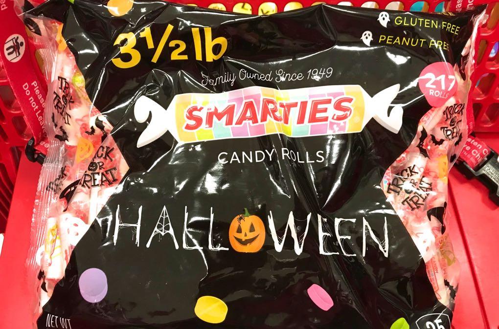 1020 - Bag of Smarties for Halloween