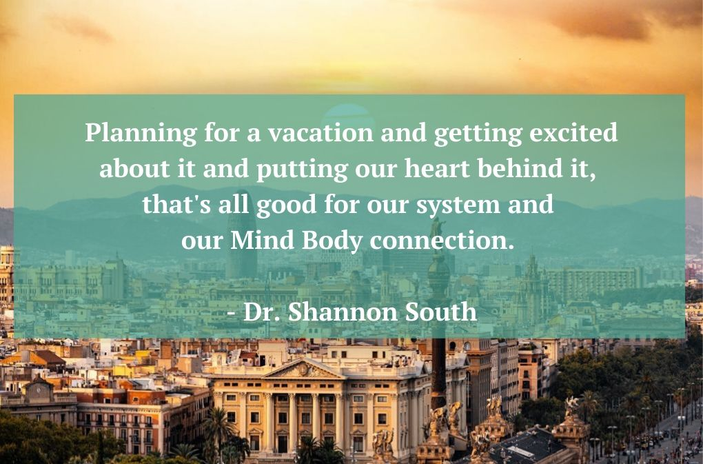 Photo of Cityscape in the background of quote by Shannon South.