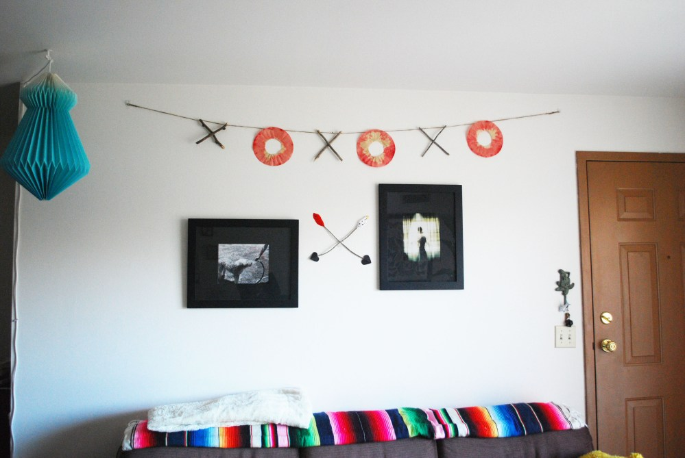 Valentine's Day Garland (2/4)