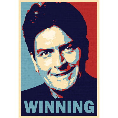 Charlie Sheen: #winning the PR battle? - Creative and PR Agency in ...