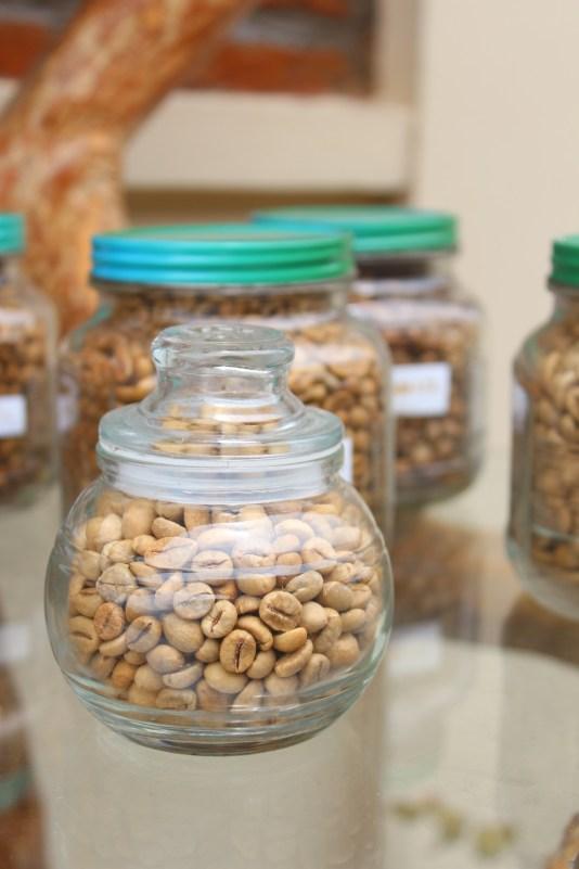 Coffee beans from Banjaran