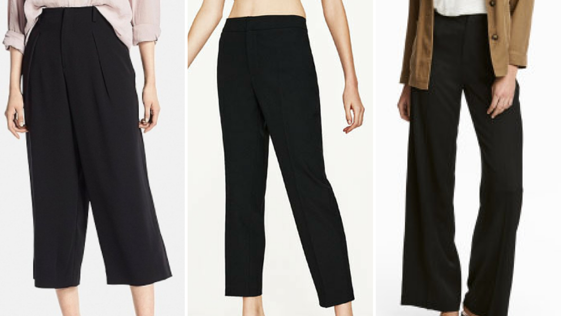 Every Wardrobe Essential a Woman Should Have in her Closet