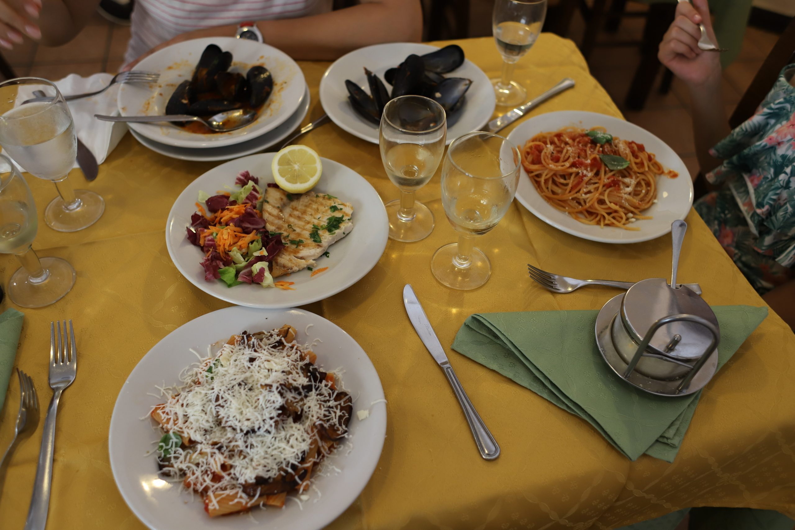 Culinary adventures in Sicily
