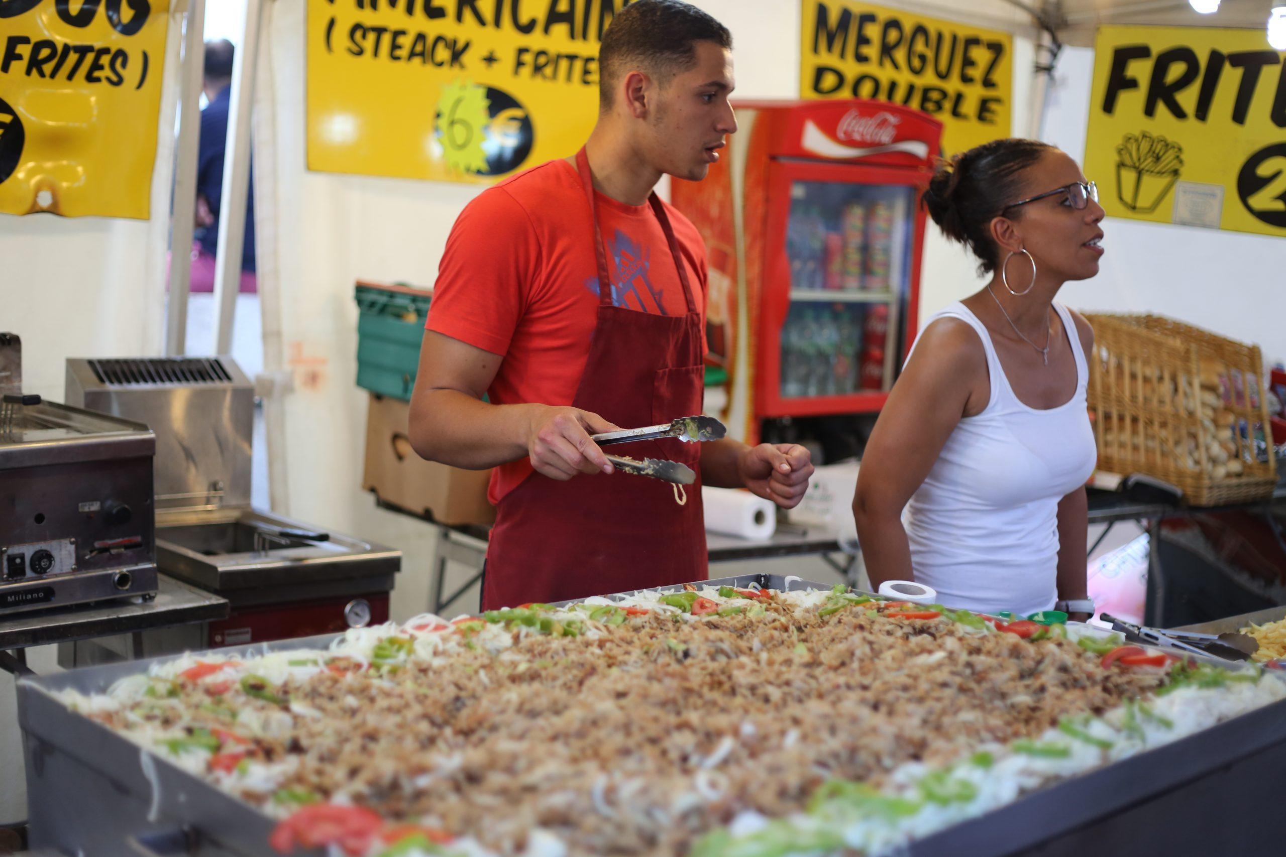 Bastille Day Feast