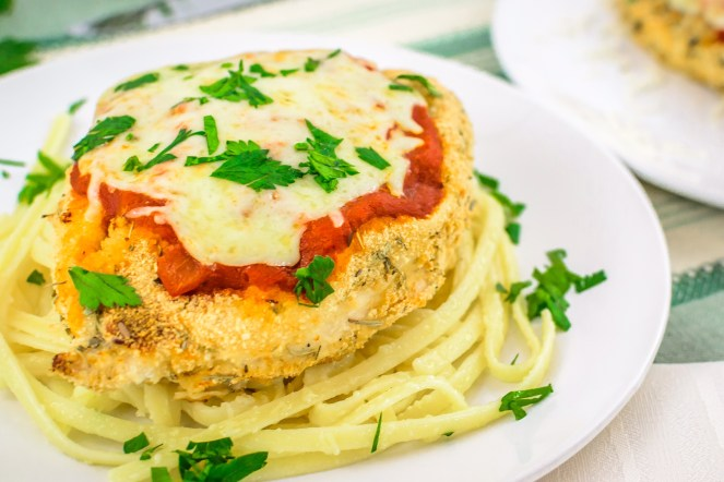baked-chicken-parmesan