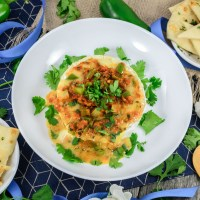 Tawa Camembert Curry Dip
