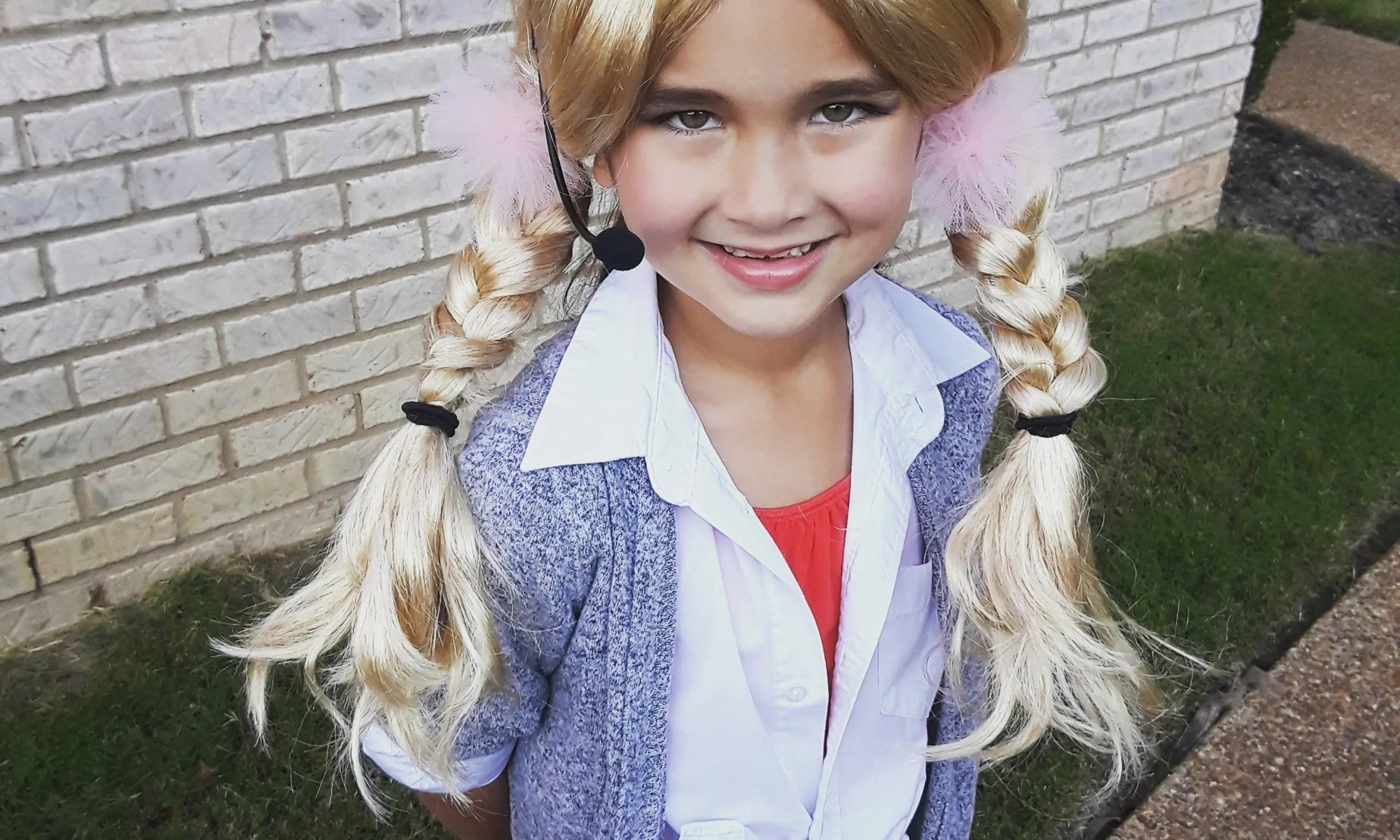 Britney Spears Kid Costume
