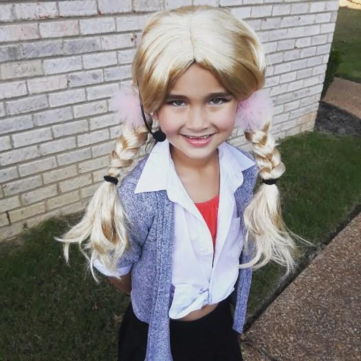 Britney Spears Kid Costume