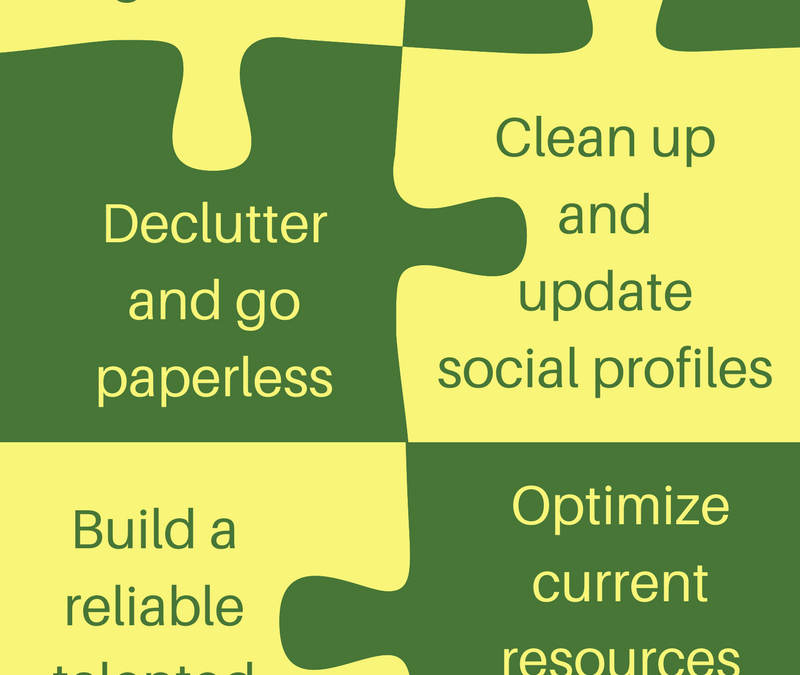 Infographic: How to Organize and Scale Your Business