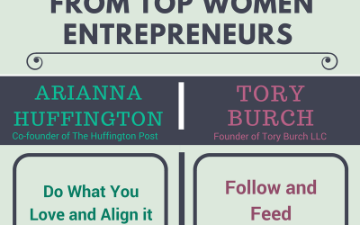 Infographic: Business Lessons from Top Women Entrepreneurs