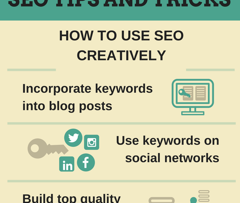 Infographic: SEO Tips and Tricks