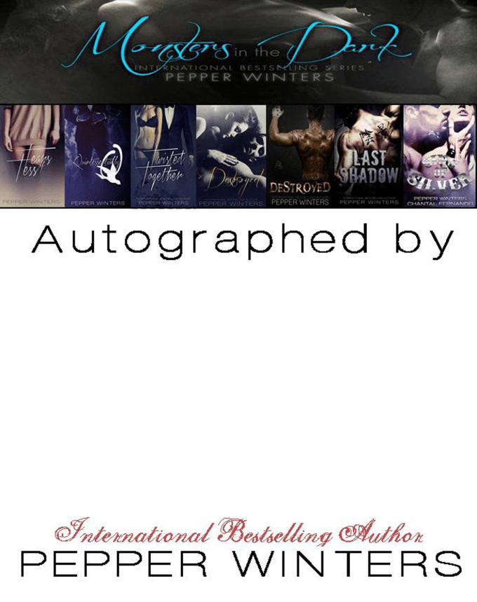 Authograph Postcard
