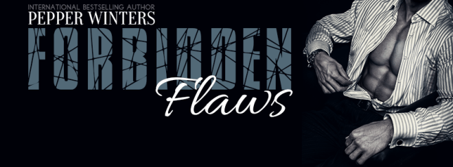 Forbidden Flaws Facebook Cover Art