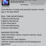 Core Monitor (Free) AppStore