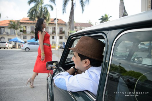 Pre Wedding in Panama